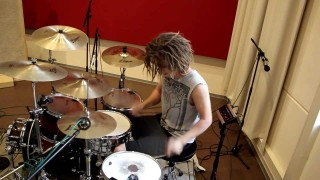 Lose Yourself To Dance – drums